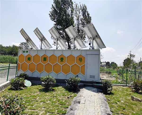 <b>一体化太阳能污水处理设备</b>